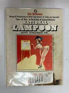 Car Sickness National Lampoon 4.0 VG (1975)