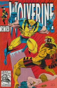 Wolverine #64 VF/NM; Marvel | save on shipping - details inside