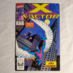 X-Factor 56 Fine+ Story by Louise Simonson