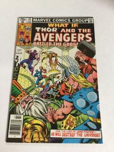 What If? 25 Nm Near Mint Marvel