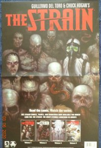 STRAIN Promo Poster, 11 x 17, 2014, DARK HORSE Unused more in our store 582