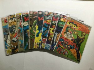 Brave And Bold 69 74-77 80 82-84 86-90 And More Lot Vg- To Vg+ 3.5-4.5 Dc Comics