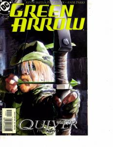 Lot Of 2 Green Arrow DC Comic Books #2 3  Superman Batman DC5