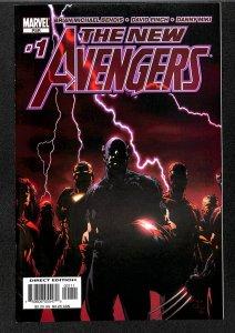 New Avengers #1 NM- 9.2 1st Queen Veranke!