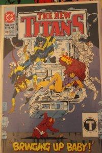 New Teen Titans 88 NM