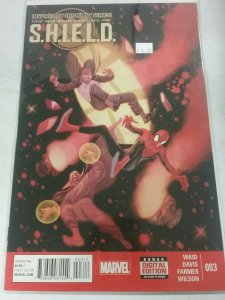 SHIELD #3 NM COMIC NW29