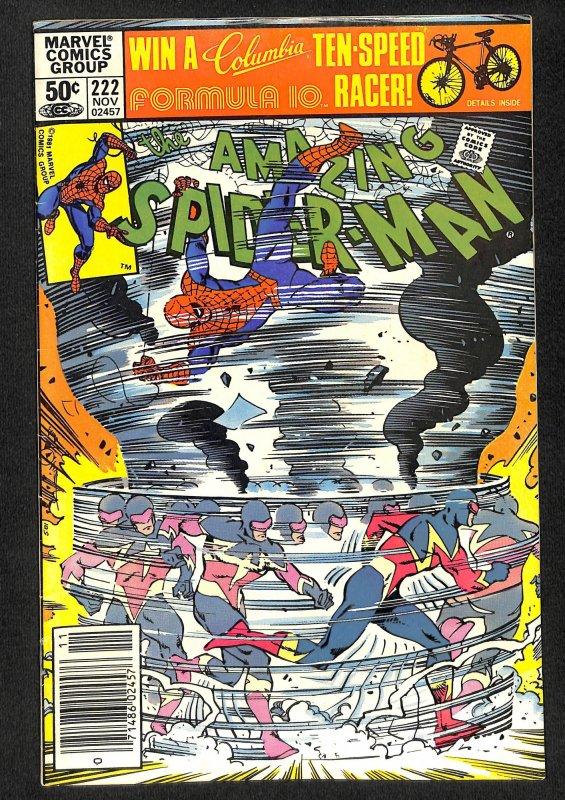 The Amazing Spider-Man #222 (1981)