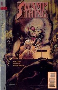 Swamp Thing (1982 series) #137, NM + (Stock photo)