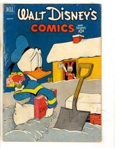 Walt Disney's Comics & Stories # 138 VG Dell Comic Book Donald Duck JL3