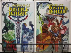 CONVERGENCE JUSTICE LEAGUE INTERNATIONAL (2015) 1-2