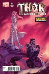 Thor: God of Thunder #9A VF/NM; Marvel   save on shipping - details inside