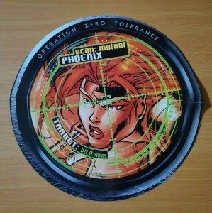 12 x 12  X-Men Operation Zero Tolerance Target Scan PHOENIX Promo Poster NEW