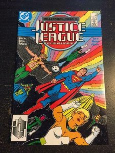JUSTICE LEAGUE INTERNATIONAL #10, VF/NM, Superman,  1987 1988, more DC in store