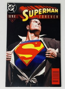 SUPERMAN FOREVER #1 NEWSSTAND