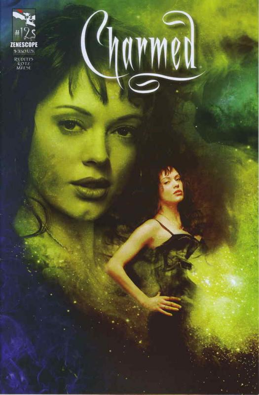 Charmed #12B VF/NM; Zenescope | combined shipping available - details inside