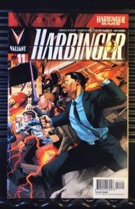 Harbinger #11 (2013) Pullbox Variant Cover
