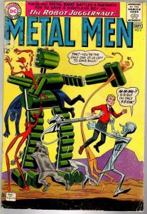 METAL MEN 9 FAIR  Sept. 1964