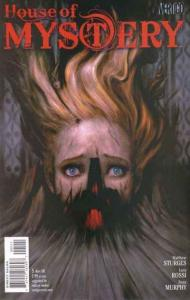 House of Mystery (2008 series) #5, NM- (Stock photo)