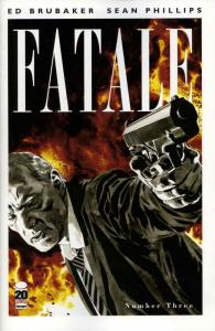 Fatale (Image) #3 VF/NM; Image | save on shipping - details inside
