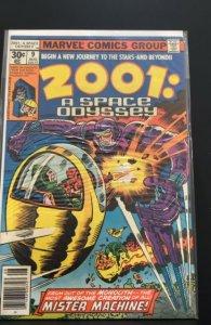 2001, A Space Odyssey #9 (1977)