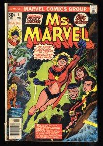 Ms. Marvel #1 GD 2.0