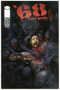 '68 LAST RITES #1 2 3 4 A, NM, Zombie, Walking Dead, Vietnam, 2015, 1-4 set