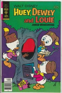 Huey Dewey and Louie Junior Woodchuks 53 Strict VF/NM+ Cub Scouts Boy Scouts
