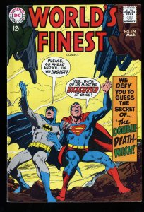 World's Finest Comics #174 FN/VF 7.0