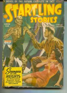 Startling Stories-Pulp-Summer/1944-Polton Cross-Ford Smith-William Morrison