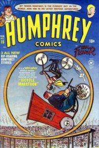 Humphrey Comics #15 FAIR; Harvey   low grade comic - save on shipping - details