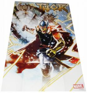 Thor #1 Del Mundo Folded Promo Poster (36 x 24) - New!