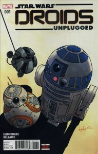 Star Wars: Droids Unplugged #1 VF/NM; Marvel | save on shipping - details inside