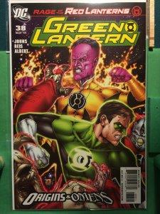 Green Lantern #38 2005 series