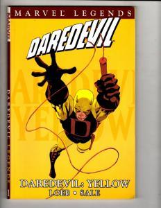 Daredevil YELLOW Marvel Comics TPB Graphic Novel Karen Elektra Foggy CR45