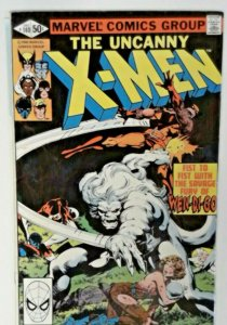 UNCANNY X-MEN #140 1980 MARVEL CLAREMONT BYRNE CLASSIC  WOLVERINE  ALPHA FLIGHT!