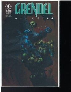 Grendel: War Child #2 (Dark Horse, 1992)