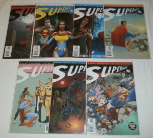All Star Superman   #1-3,6-9 (set of 7)