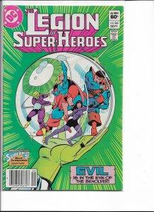 Legion of Super-Heroes #303 (1983)