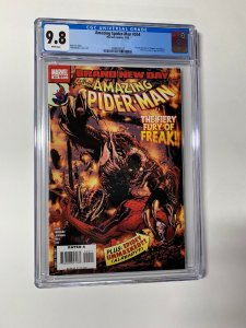 Amazing Spider-man 554 Cgc 9.8 Marvel