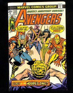 Avengers #133 Origin of Mantis and Vision!