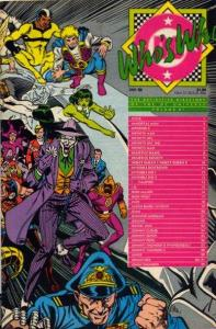 Who's Who: The Definitive Directory of the DC Universe #11, VF+ (Stock p...