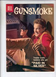 Gunsmoke #6 (Nov-57) VF/NM+ High-Grade James Arness