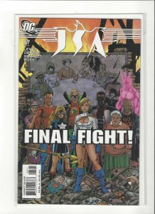 JSA #87 DC Comics  Last Issue NM
