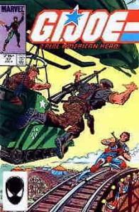 G.I. Joe, a Real American Hero #37 (2nd) VF/NM; Marvel   save on shipping - deta