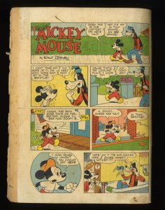 Four Color #286 GD- 1.8 Mickey Mouse!