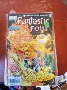 Fantastic Four #401 (1995)