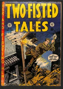 Two-Fisted Tales #33 (1953)
