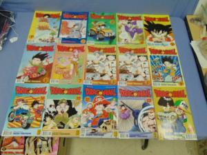 DragonBall Dragon Ball Viz Comic Books Akira Toriyama Part 3 Full Run #1 to #14