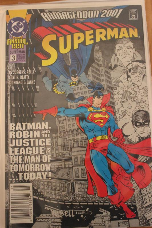 Superman Annual 3  9-4-nm