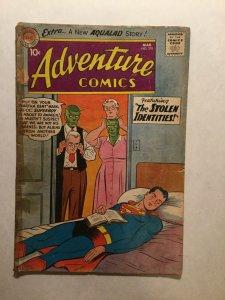 Adventure Comics 270 Good- Gd- 1.8 Tape Dc Comics